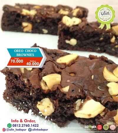 09-2017 Brownies Kacang Mede