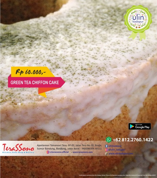 012 - Chiffon Cake Green Tea_resize
