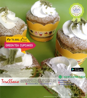 020 - Cup Cakes Green Tea_resize
