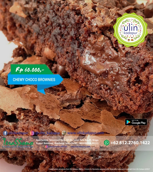 Brownies - Chewy Choco 2