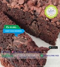 Brownies - Chewy Choco