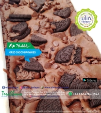 Brownies - Oreo Choco