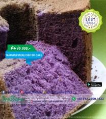 Chiffon Cake - Taro